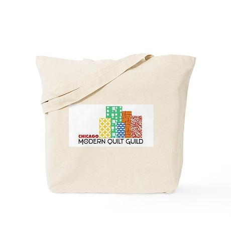 CMQG Logo Tote Bag