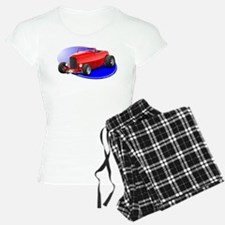 Classic Hot Rod Pajamas