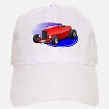 Classic Hot Rod Baseball Baseball Cap