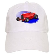 Classic Hot Rod Baseball Cap