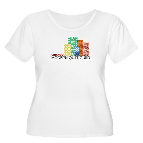 CMQG Logo Women's Plus Size Scoop Neck T-Shirt