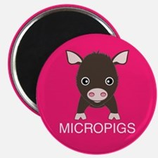Love Micropigs Magnet