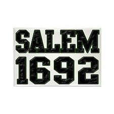 Salem 1692 Rectangle Magnet
