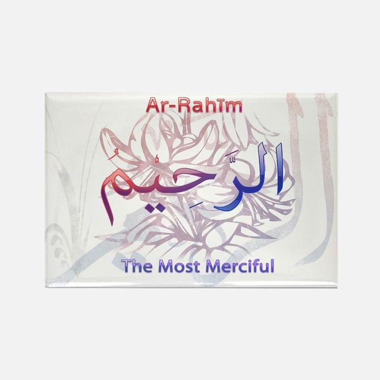 Cute Islamic Rectangle Magnet