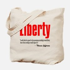 Liberty: Tote Bag