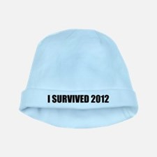 I SURVIVED 2012 baby hat