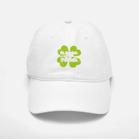 St. Patrick wuz Polish Baseball Baseball Cap