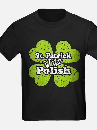St. Patrick wuz Polish T