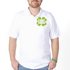 St. Patrick wuz Polish T-Shirt