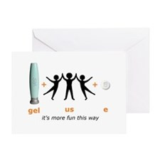 jealousy Greeting Cards