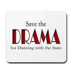 Drama Dancing With Stars Mousepad
