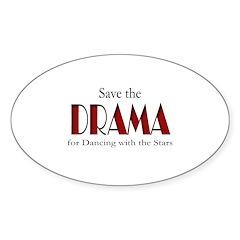 Drama Dancing With Stars Decal