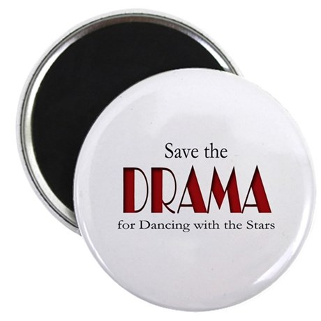 "Drama Dancing With Stars 2.25"" Magnet (10 pack)"