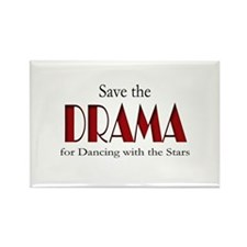 Drama Dancing With Stars Rectangle Magnet