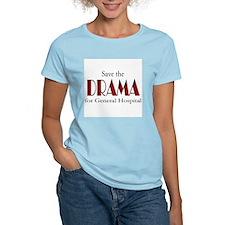 Drama on General Hospital T-Shirt