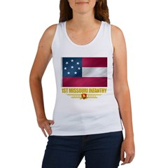 1st Missouri Infantry Women's Tank Top