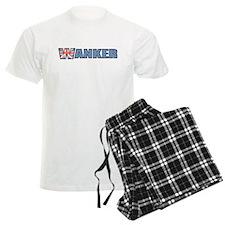 Wanker pajamas