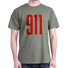 CRAZYFISH 911 T-Shirt