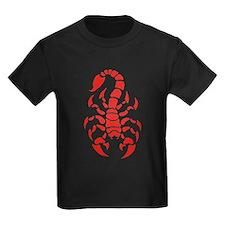 Cute Red scorpion T