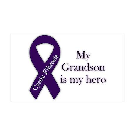 Grandson CF Hero 38.5 x 24.5 Wall Peel