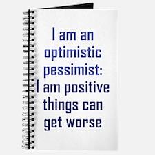 Optimistic Pessimist Journal