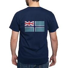 Civil Air Ensign T-Shirt (Dark)
