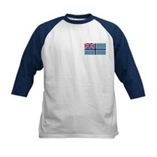 Civil Air Ensign Kid's Baseball Jersey
