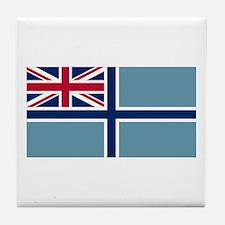 Civil Air Ensign Tile Coaster