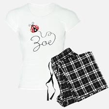 Ladybug Zoe Pajamas