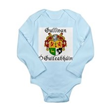 Sullivan In Irish & English Long Sleeve Infant Bod