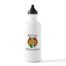 Sullivan In Irish & English Water Bottle