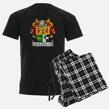 Sullivan Coat of Arms Pajamas
