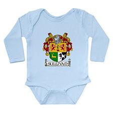 Sullivan Coat of Arms Onesie Romper Suit
