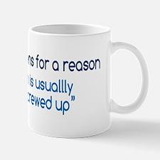 Someone Screwed Up Mug