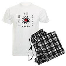 Japan Sun Pajamas