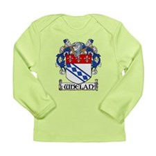 Whelan Coat of Arms Long Sleeve Infant T-Shirt