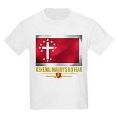 Maury's HQ Flag -Mobile T-Shirt