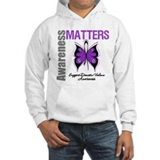 Domestic Violence Butterfly Hoodie
