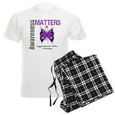Domestic Violence Butterfly Pajamas