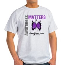 Domestic Violence Butterfly T-Shirt