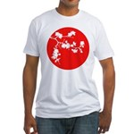 Cherry Blossom Fitted T-Shirt