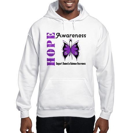 Domestic Violence Hope Hooded Sweatshirt