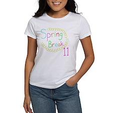 Spring Break 11 Tee