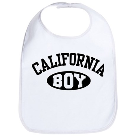 California Boy Bib