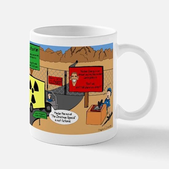 Nuclear Waste Problem Mug