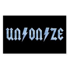UN/ON/ZE Decal