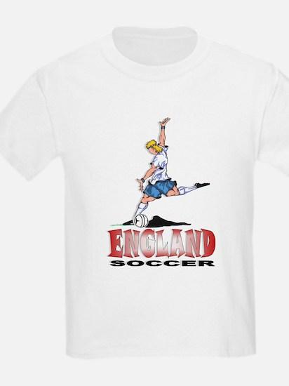 England2 Kids T-Shirt