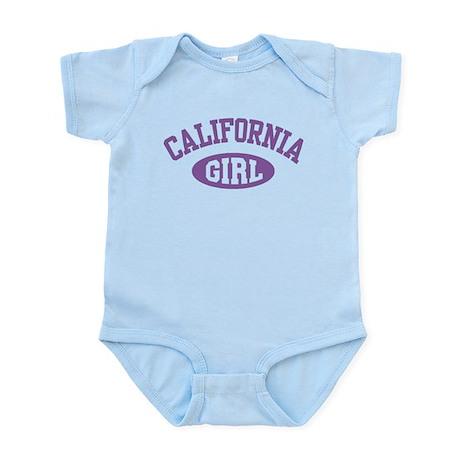 California Girl Infant Creeper