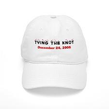 12/24/2006 Wedding Baseball Cap
