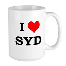 I <3 Sydney Coffee Mug